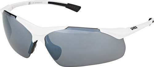UVEX sportstyle 223 - Lunettes cyclisme - blanc 2018 Lunettes eoABO4